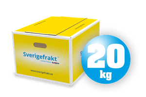 ecd56555 Priser, skicka paket inom Sverige - Bussgods Sverigefrakt